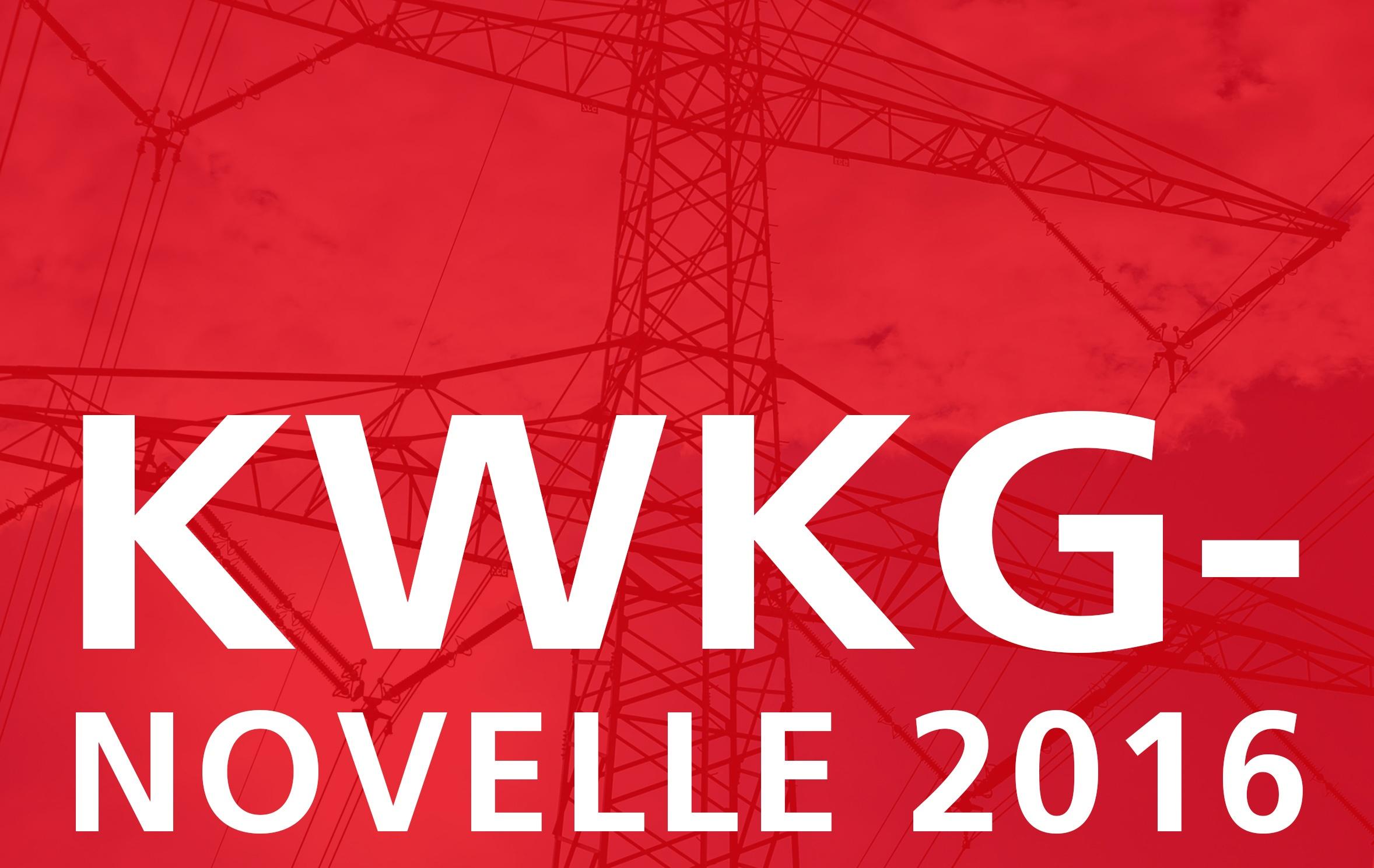KWKG Novelle 2016