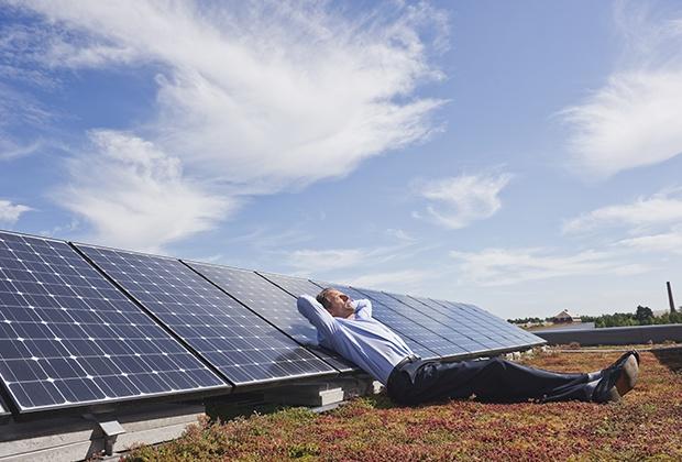 Photovoltaikanlagen Solarenergie