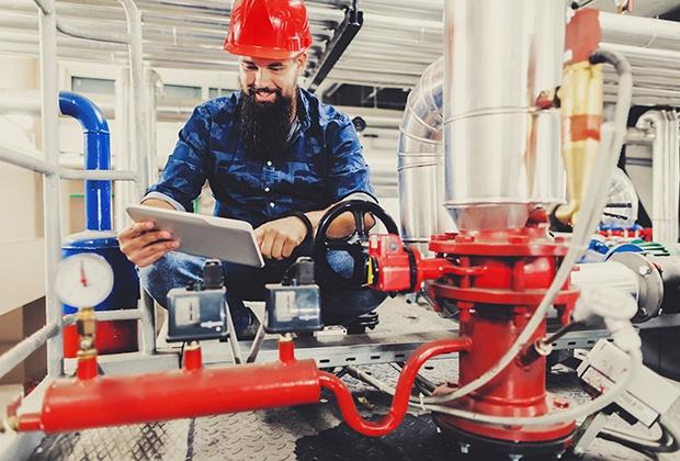 Energieeffizienz von Pumpen und Motoren