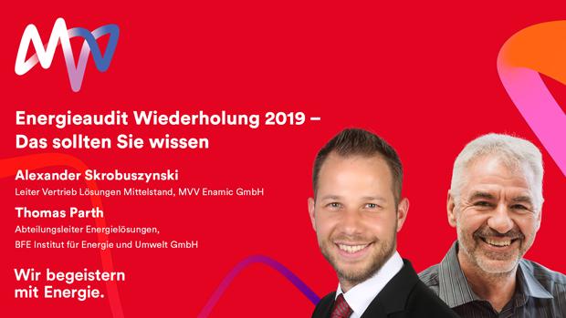 Webinar Energieaudit 2019
