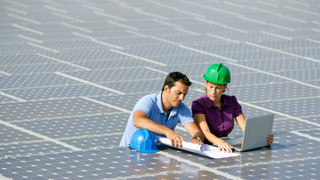 Planung Photovoltaikanlage