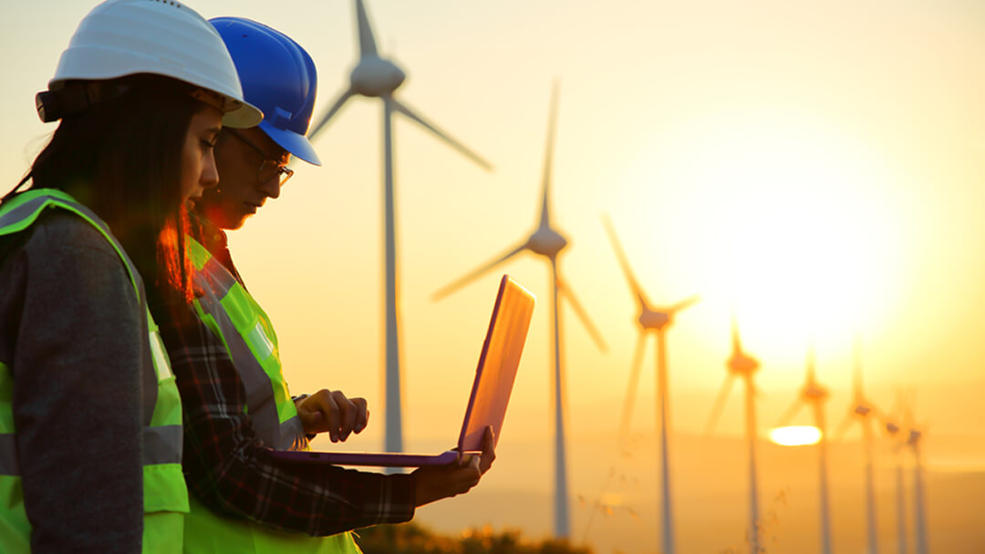Planung Windenergie