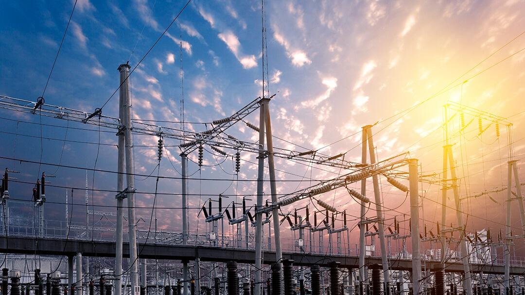 Einspeisung in Stromnetz