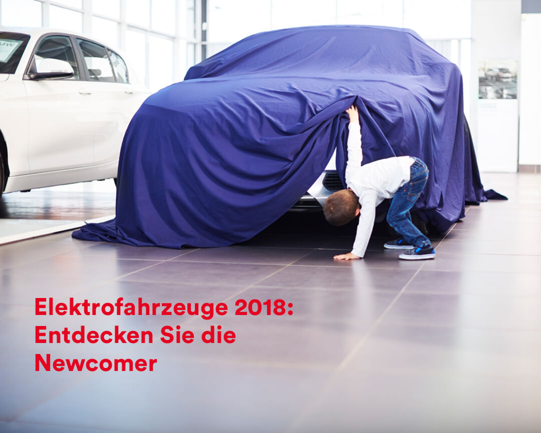 Elektrofahrzeuge 2018