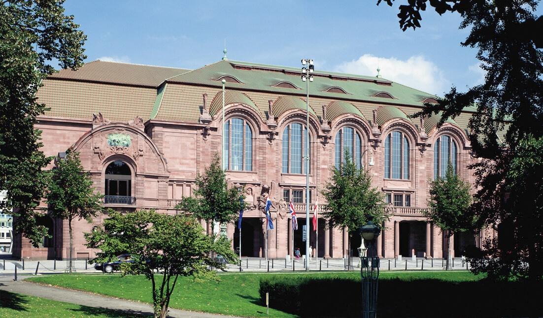 Kongress- und Veranstaltungszentrum Rosengarten