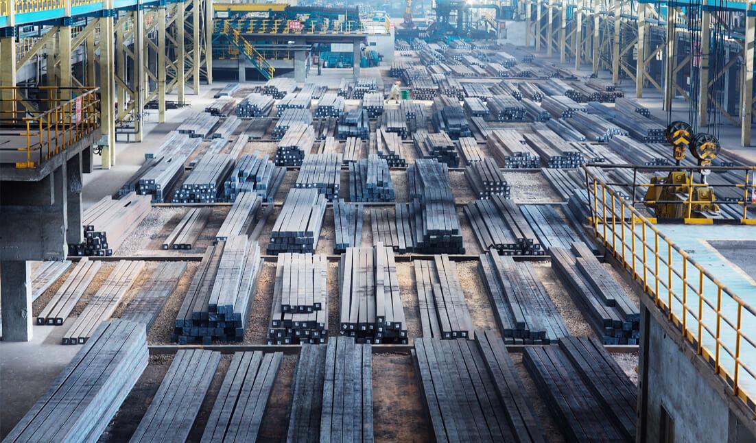 Stahlhandel vor 50 Jahren