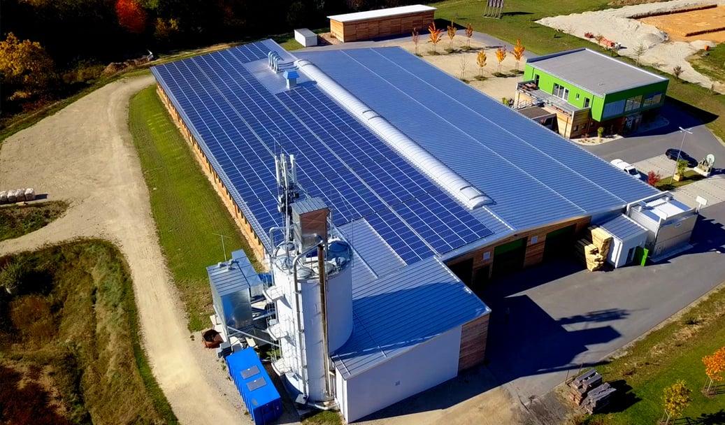 Solaranlagen der Holzmanufaktur Liebich
