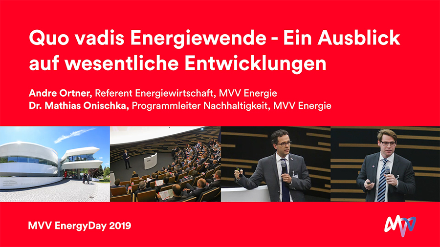 Quo vadis Energiewende