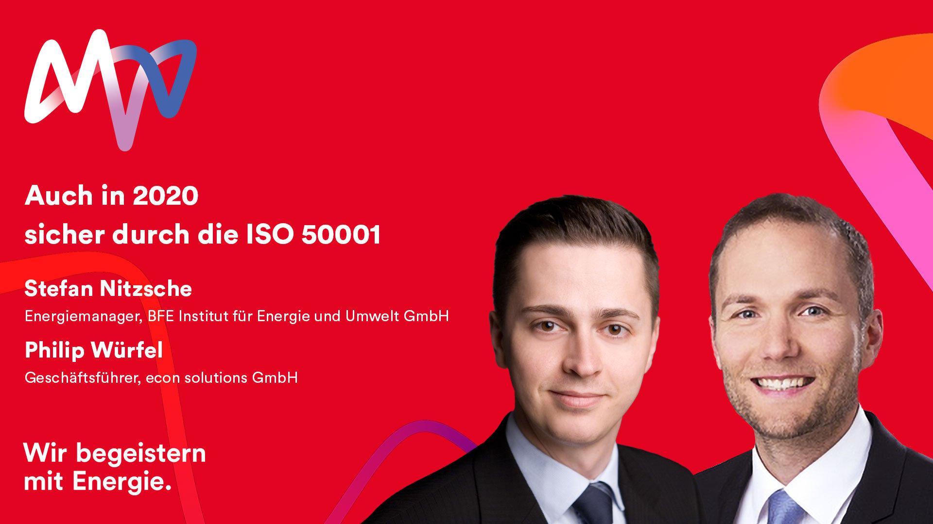 Webinar ISO 50001