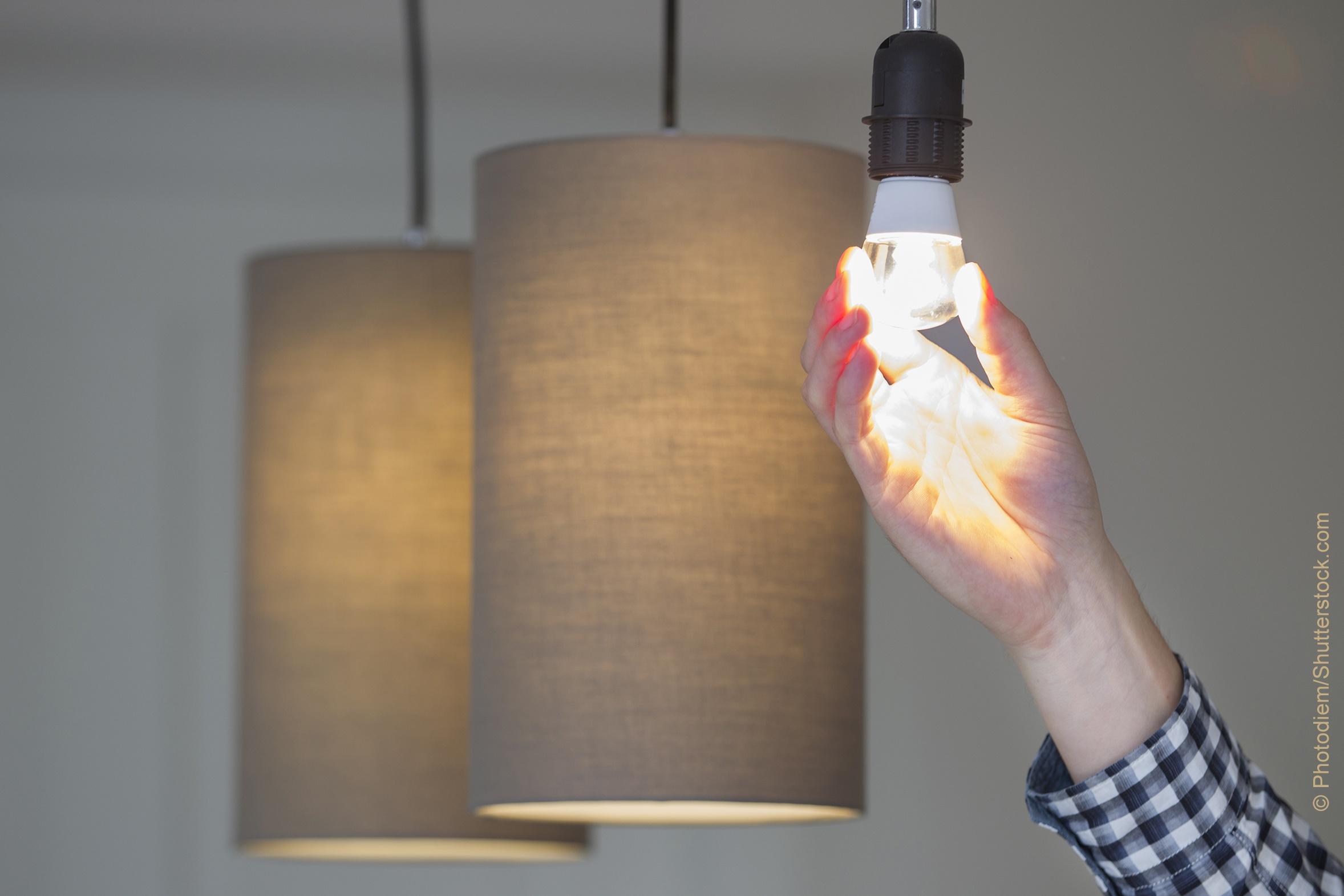 LED zu Hause
