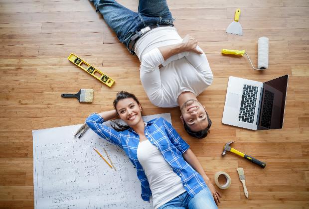 Energetische Sanierung im Eigenheim