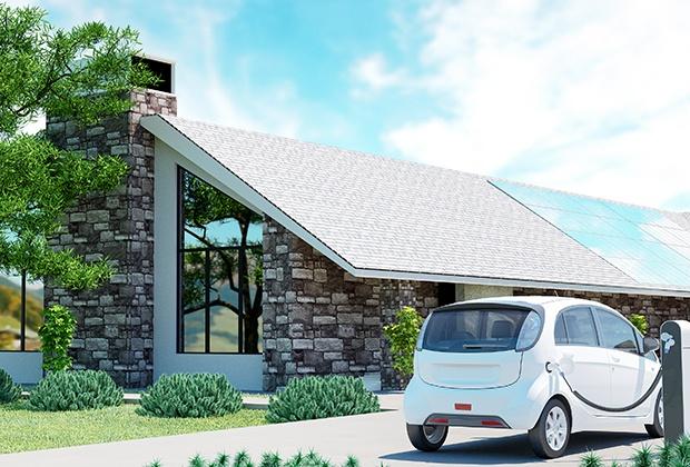 Elektroauto als Stromspeicher