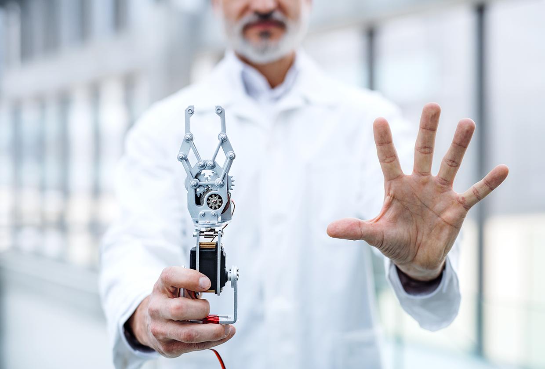 Digitale, helfende Hände: Vorteile der Robotics für Unternehmen