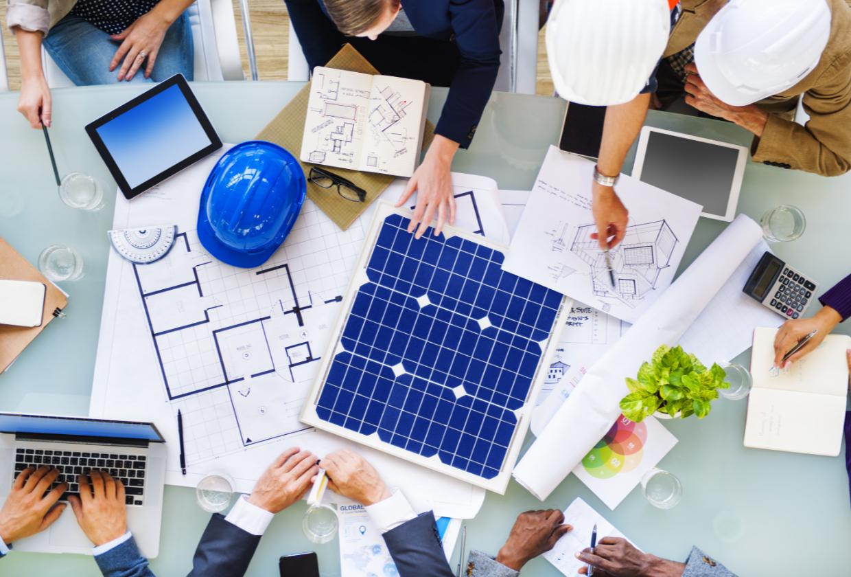 Mehr Raum für Energieeffizienz und Erneuerbare Energien im GEG