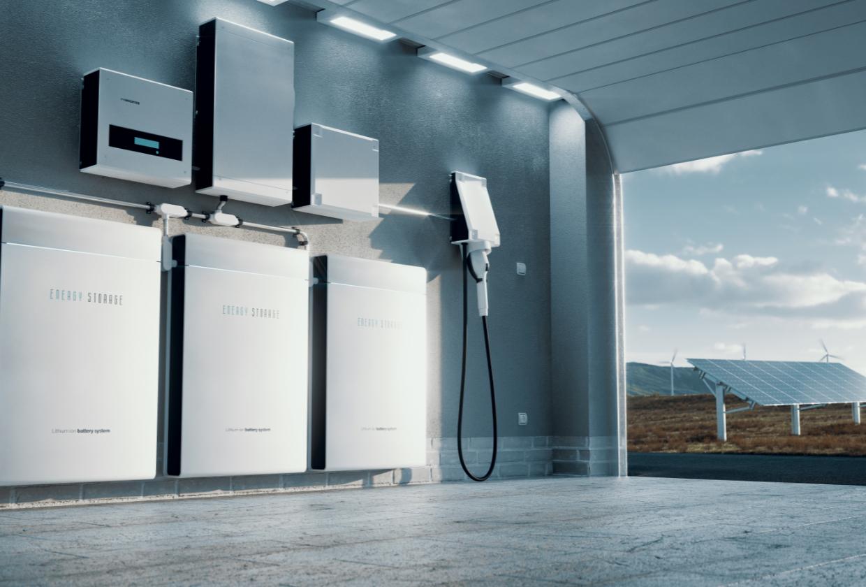 Stromspeicher in Unternehmen: So profitieren Pioniere