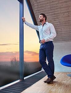 Traumhaus: Fernwärme ist einfach naheliegend