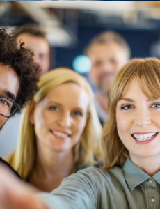 Glücklich in Organisationen: den Stress bezwingen