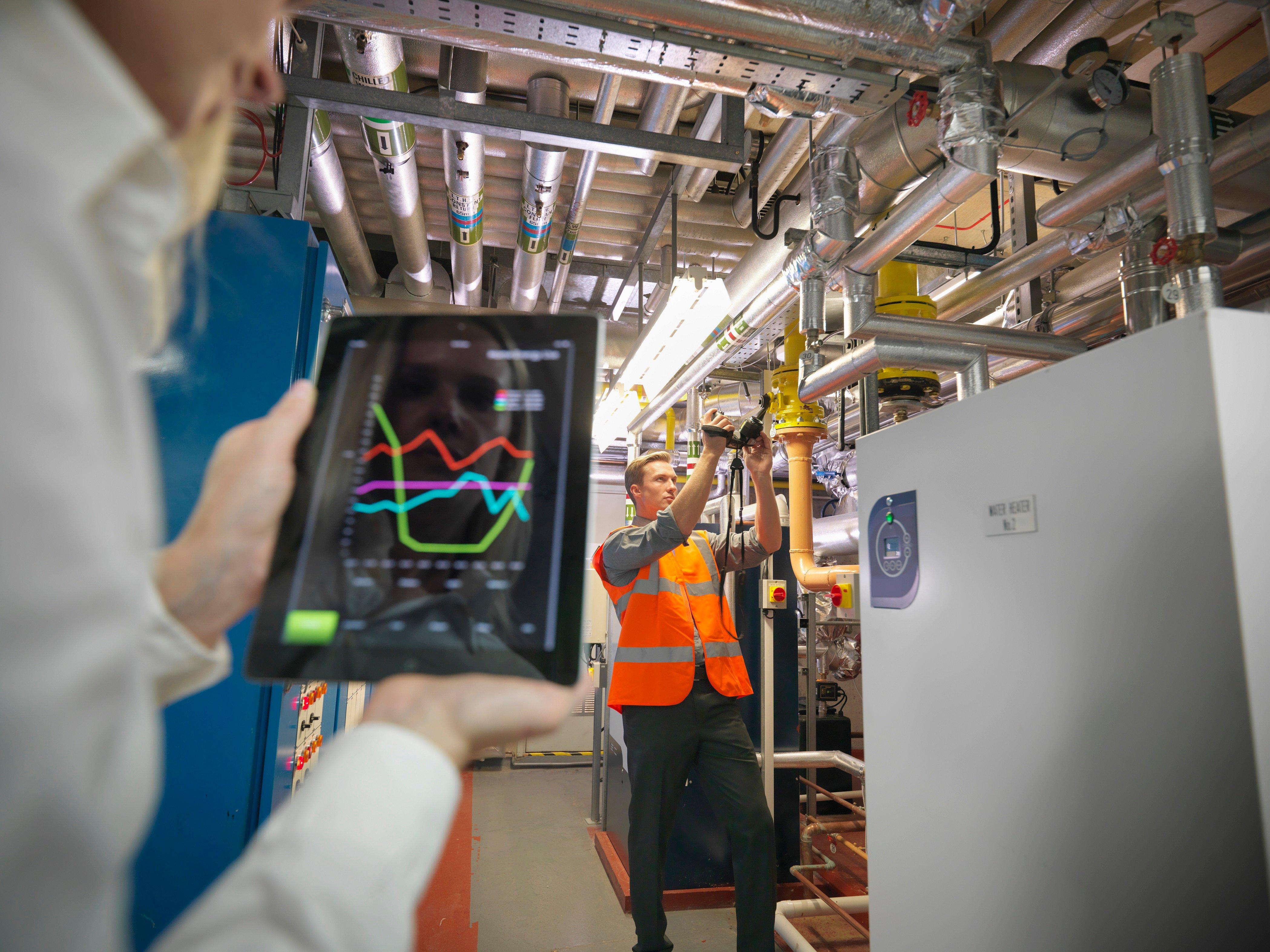 Pflegeheim Energieeffizienzprüfung